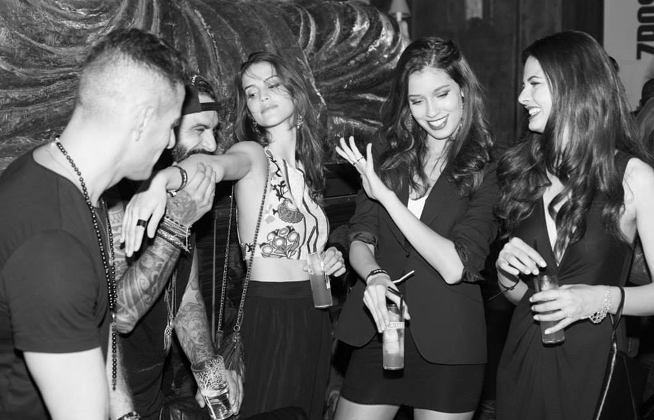 "Fashion Week closing party ""I LOVE NYC"""